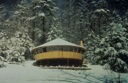 Dickinsons Reach Community Yurts