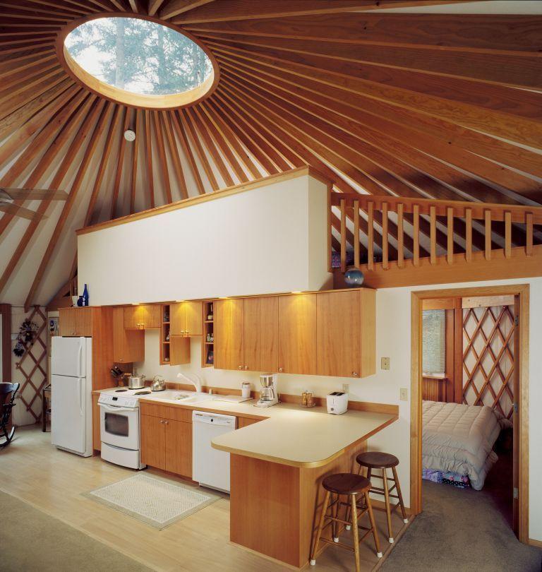 Yurtstory: the history of yurts ancient and modern   Yurts