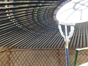 groovy yurt