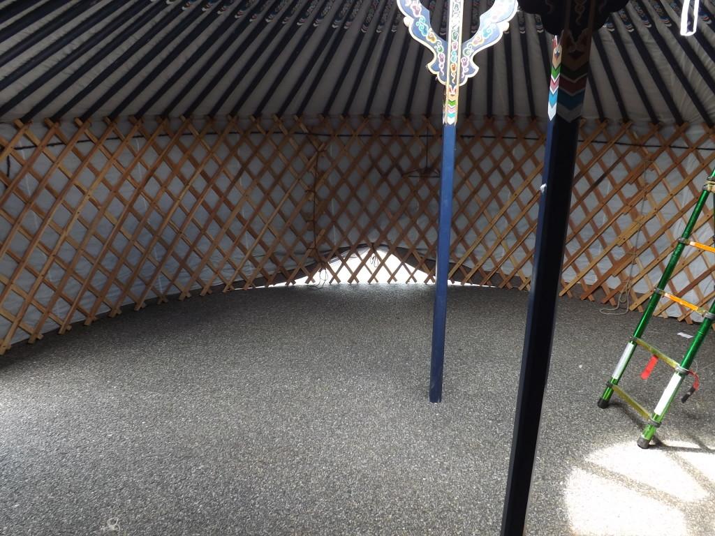 Yurt Vent